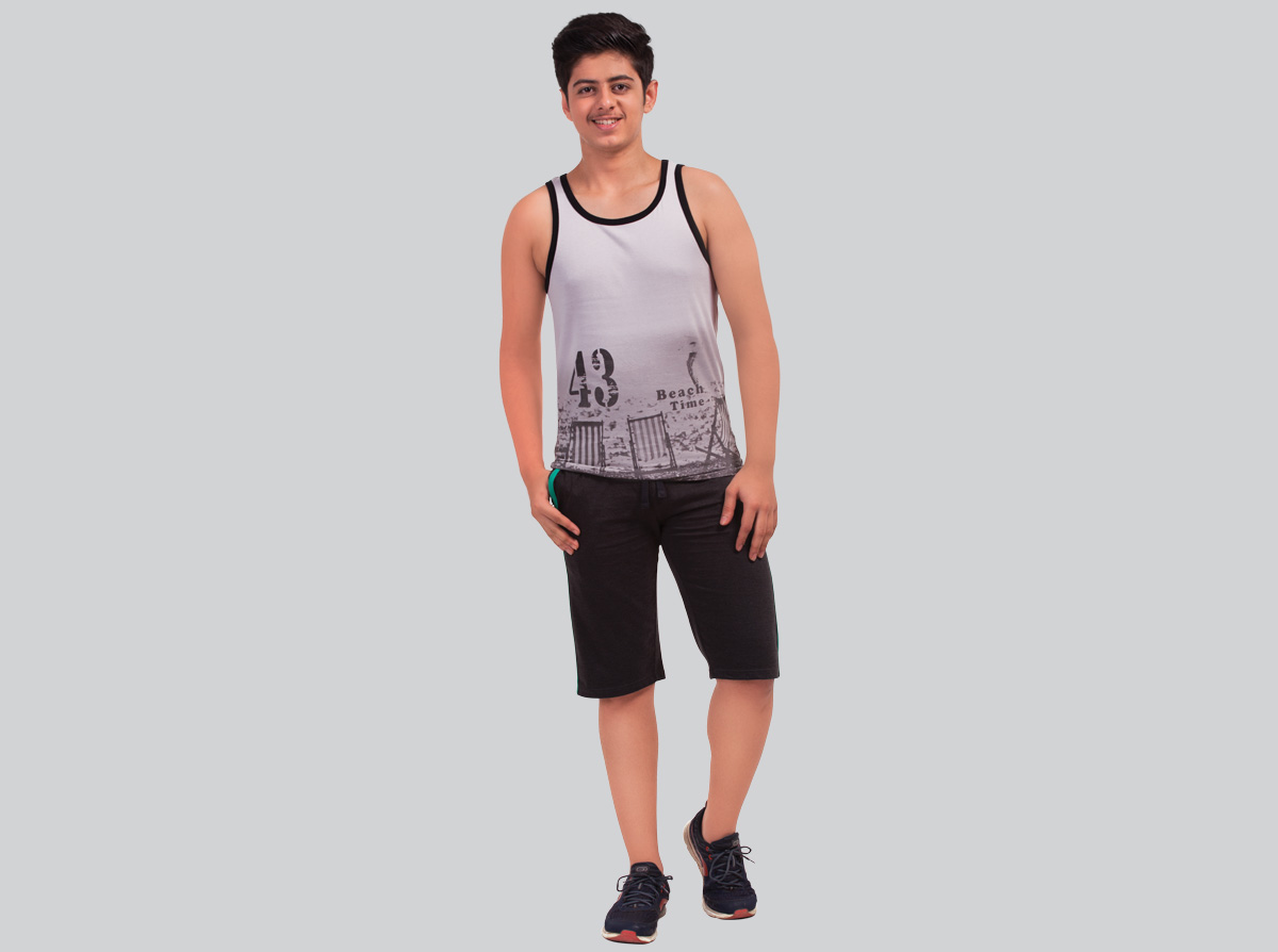 Athleisure Junior Tank Top ATTT 602