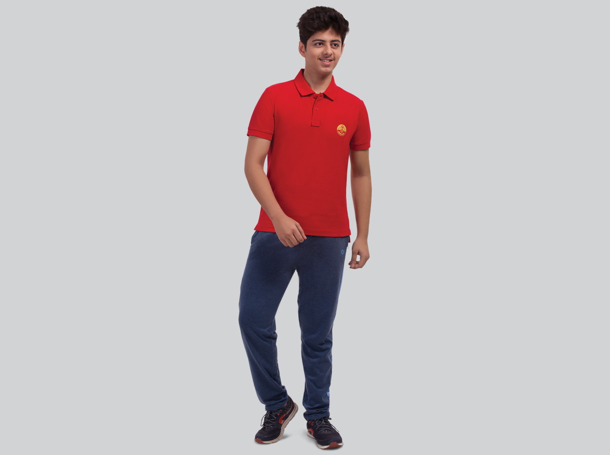 Athleisure Junior Polo ATPO 661