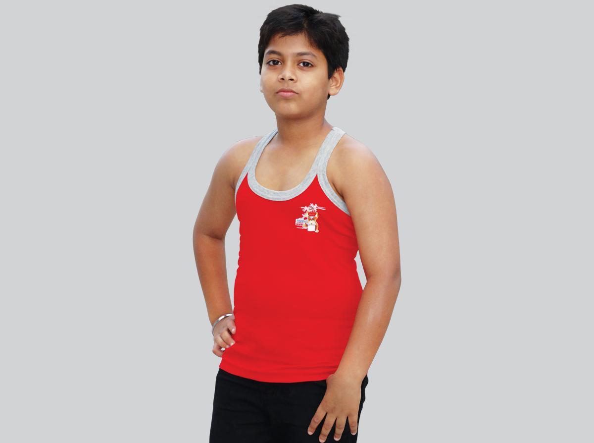Junior Gym Vest BB 04