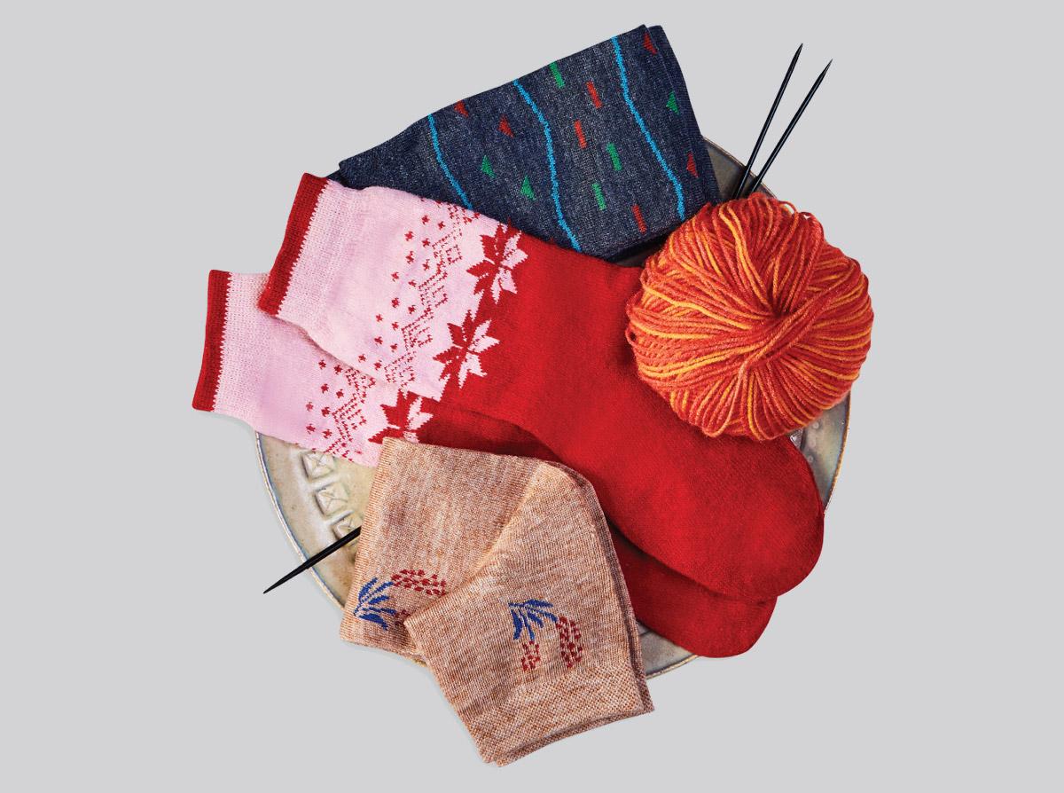 Ladies Full Socks