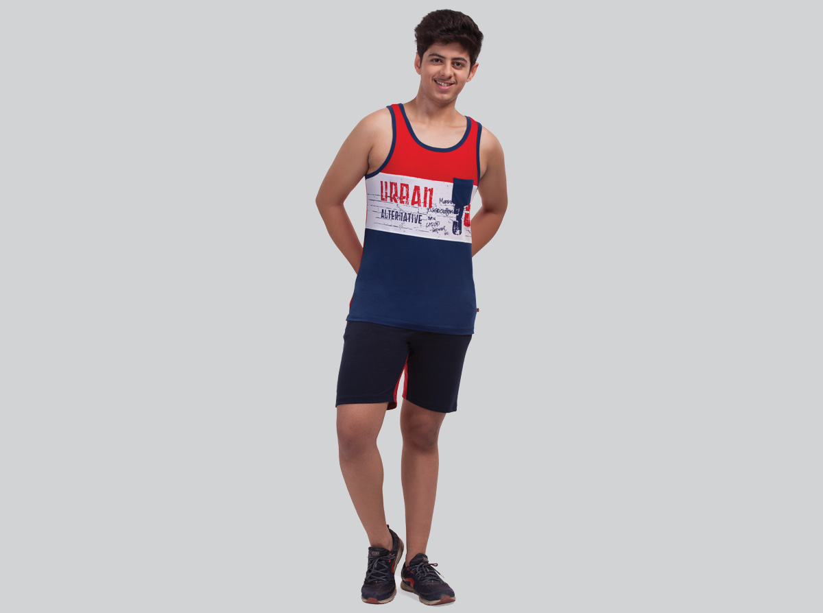 Athleisure Junior Tank Top ATTT 601